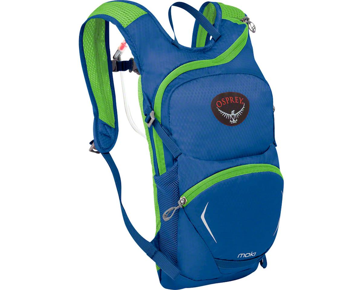 Osprey Moki 1.5 Kids Hydration Pack (Wild Blue) (One Size)