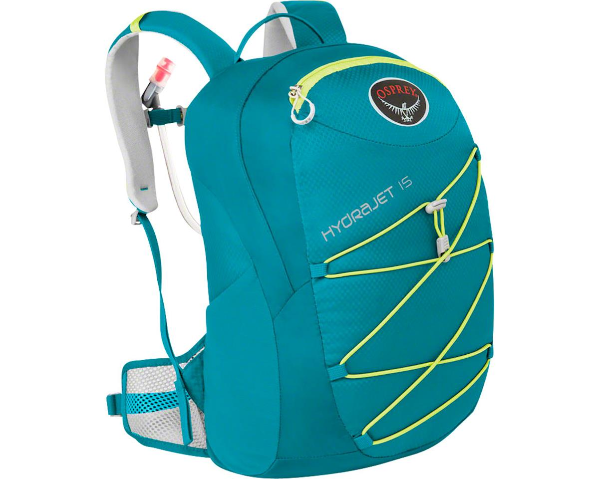 HydraJet 15 Kids Hydration Pack: Real Teal, One Size