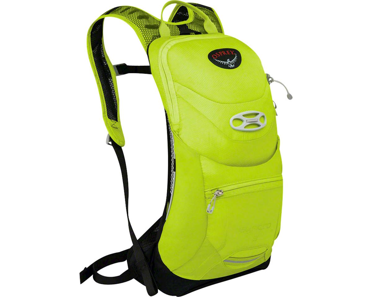 Osprey Syncro 3 Hydration Pack: Velocity Green, MD/LG