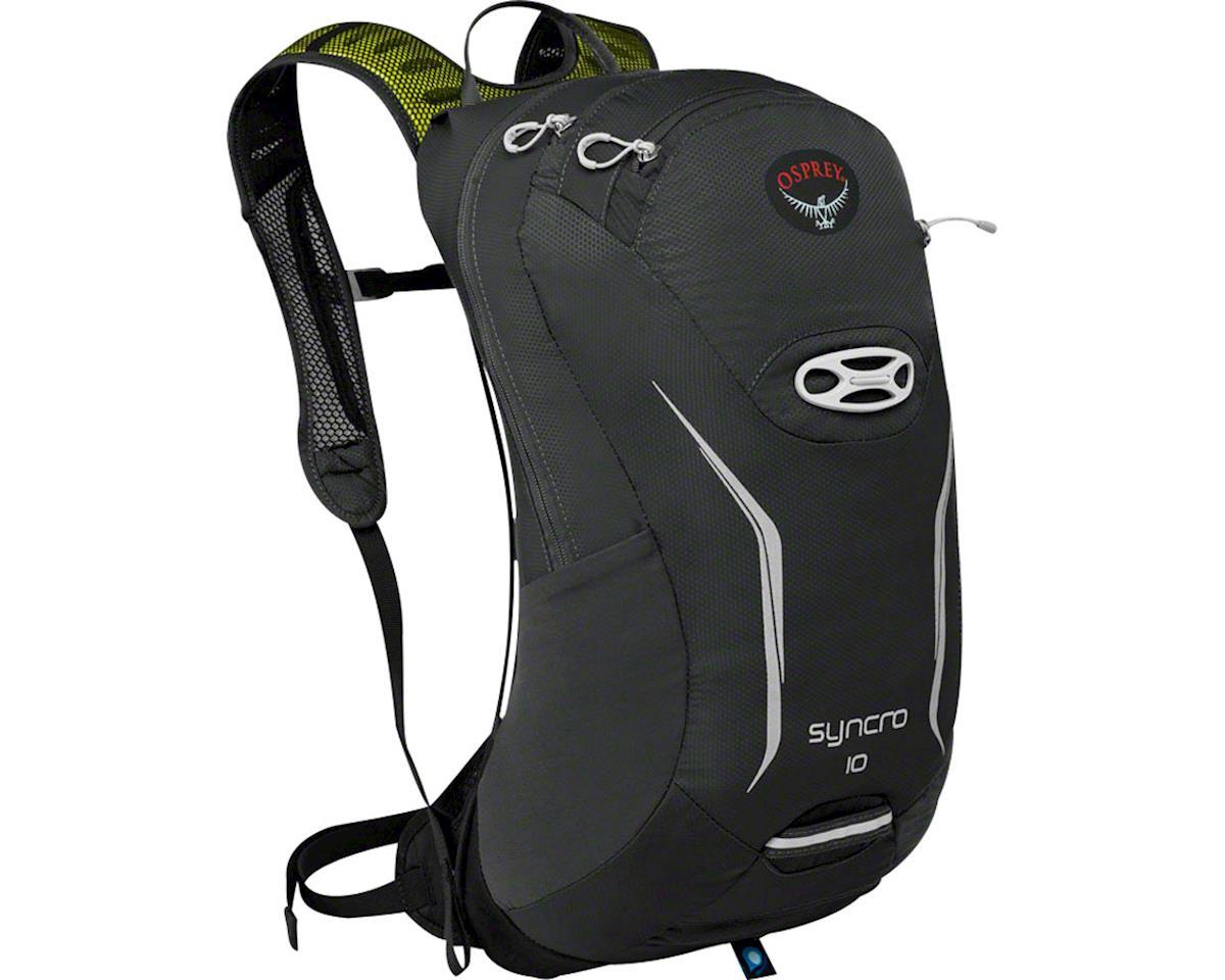 Osprey Syncro 10 Hydration Pack: Meteorite Gray, MD/LG