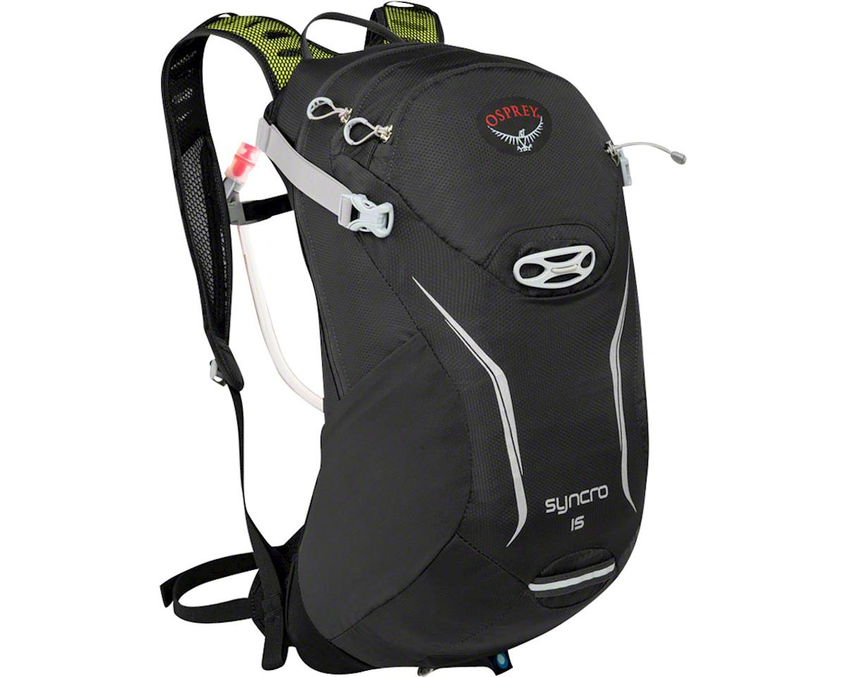 Syncro 15 Hydration Pack: Meteorite Gray, SM/MD