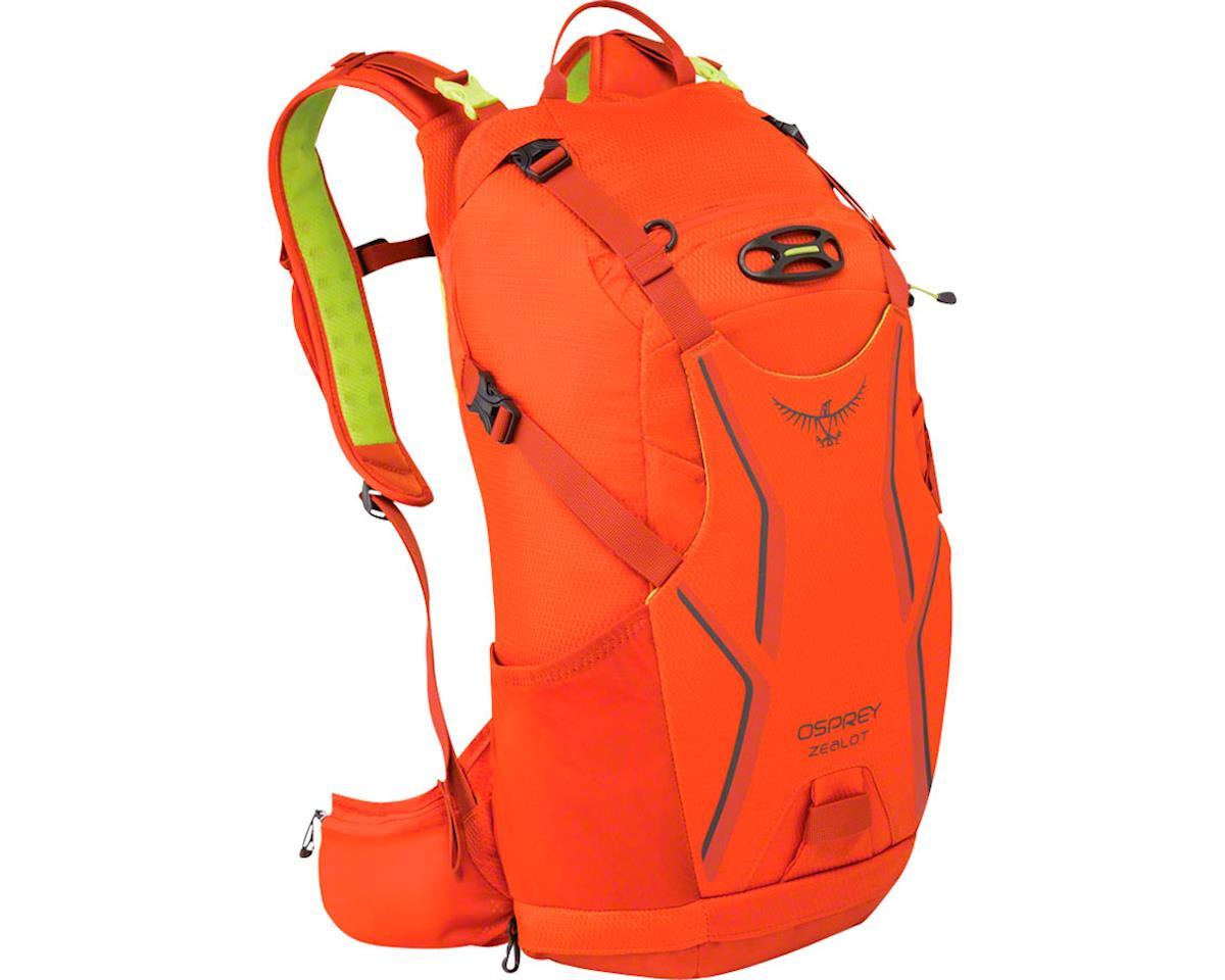 Osprey Zealot 15 Hydration Pack: Atomic Orange, MD/LG