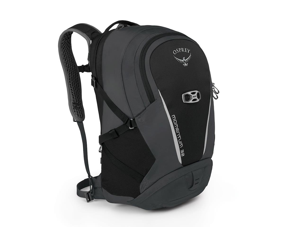 Osprey Momentum 32 Commuter Backpack (Black)