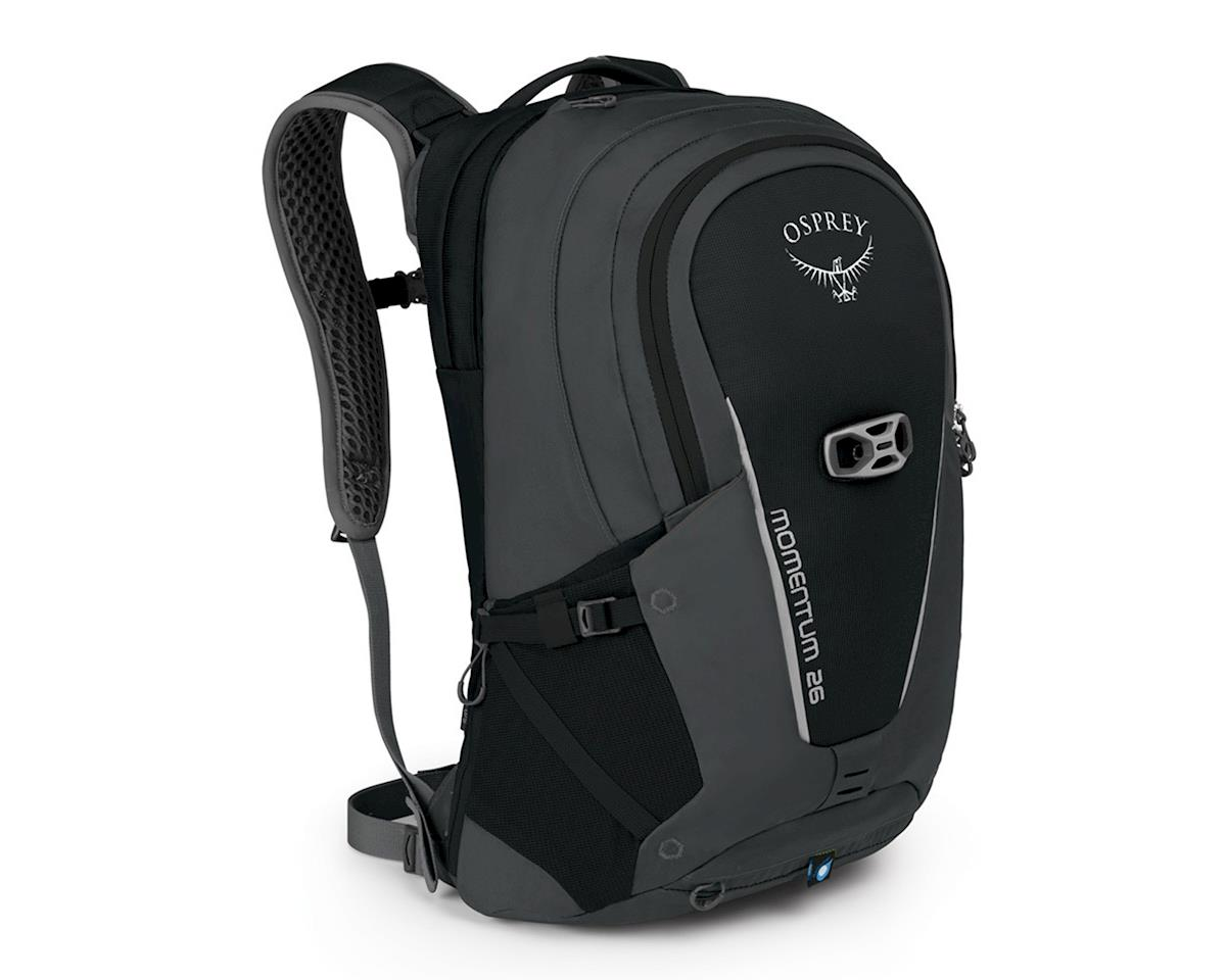 Osprey Momentum 26 Commuter Backpack (Black)