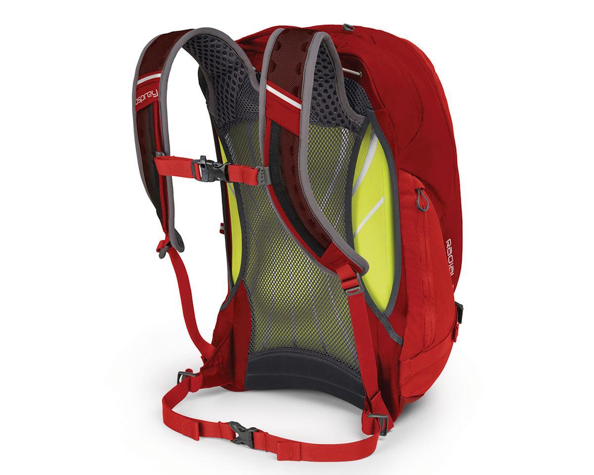 Osprey Radial 34 Commuter Backpack (Black) (S/M)