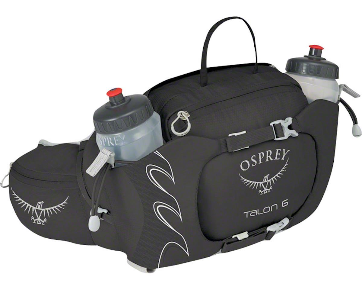 Osprey Talon 6 Lumbar Pack: Black, One Size