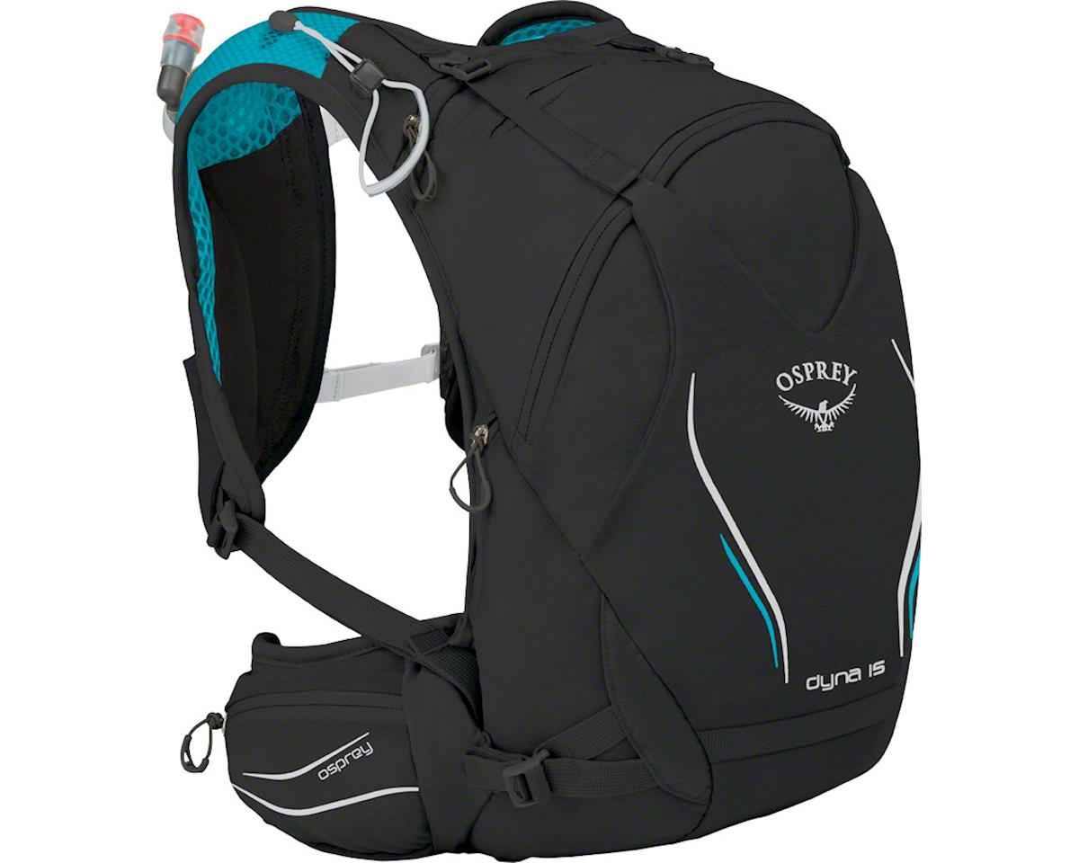 Osprey Dyna 15 Women's Run Hydration Pack (Black Opal) (XS/SM)