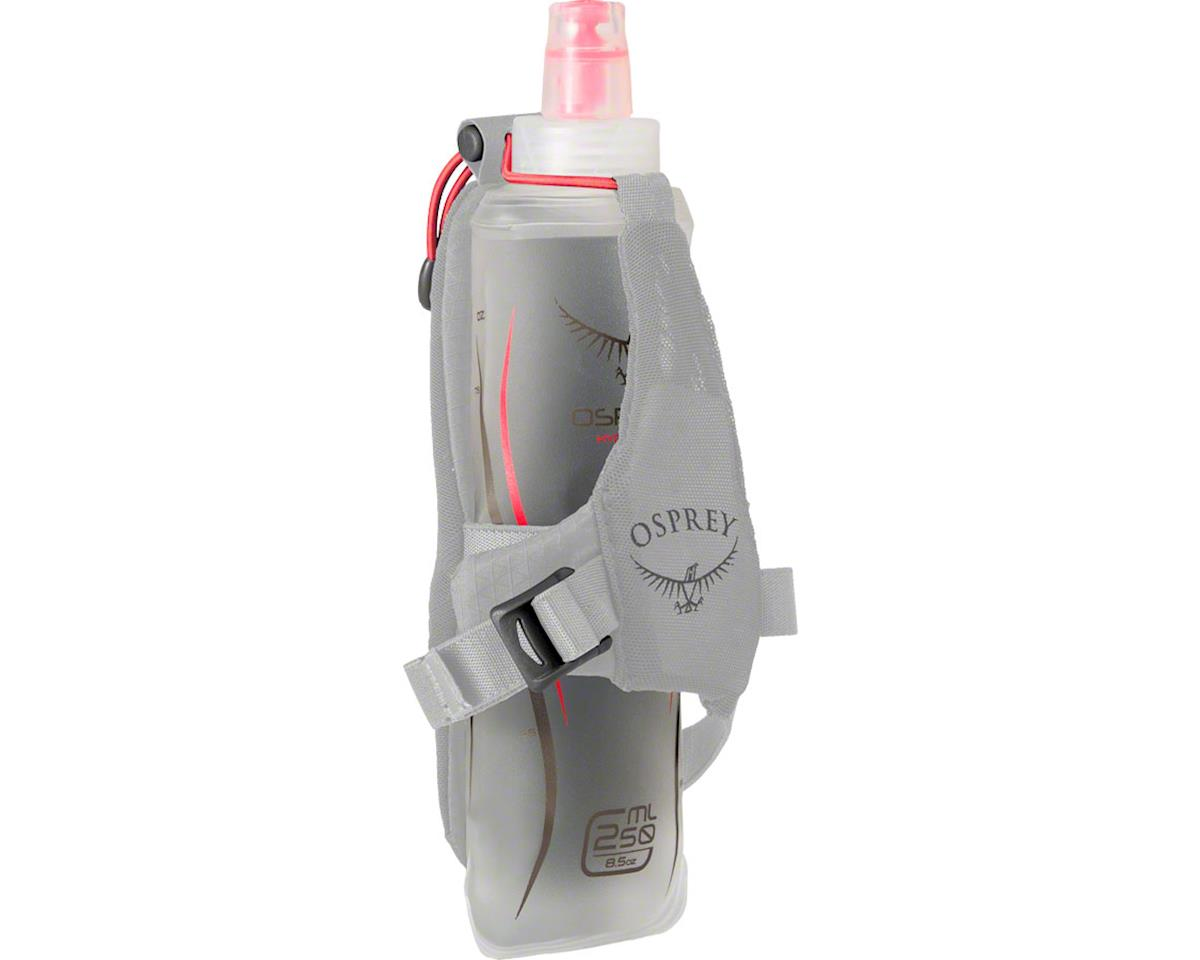 Dyna Women's Handheld Hydration: Silver Spark