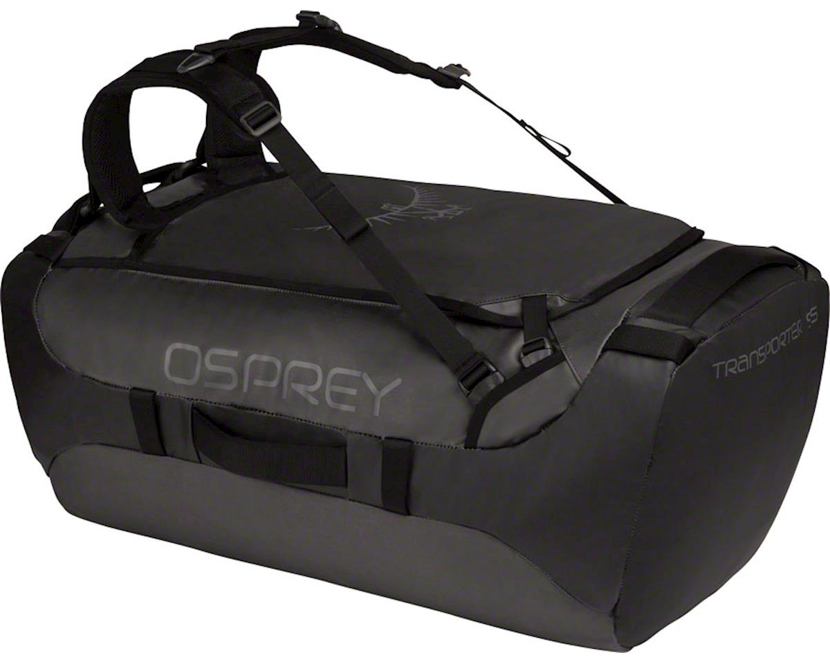 Osprey Transporter 95 Duffel Bag (Black)