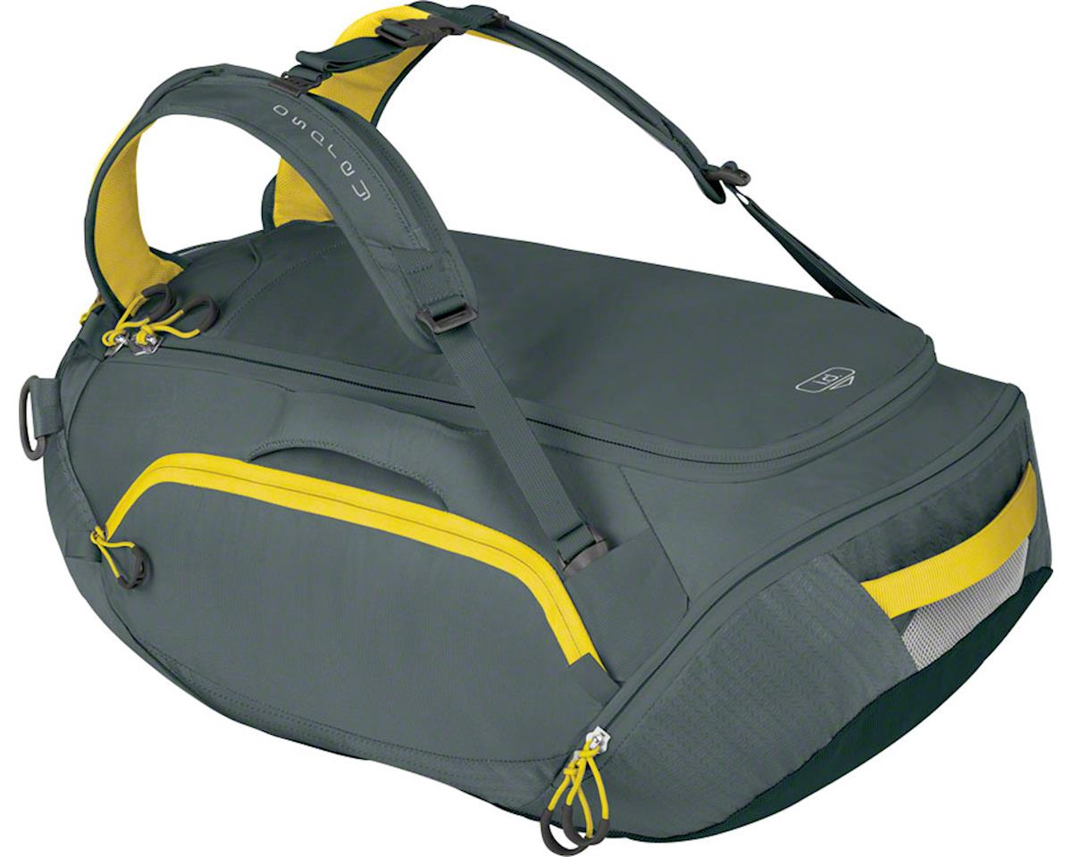 Osprey TrailKit Duffel Bag: Lightning Gray
