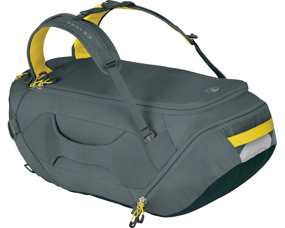 Osprey SnowKit Duffel Bag: Lightning Gray