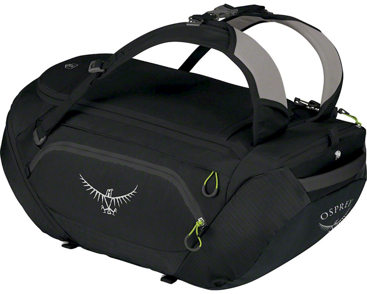 Osprey SnowKit Duffel Bag: Anthracite Black