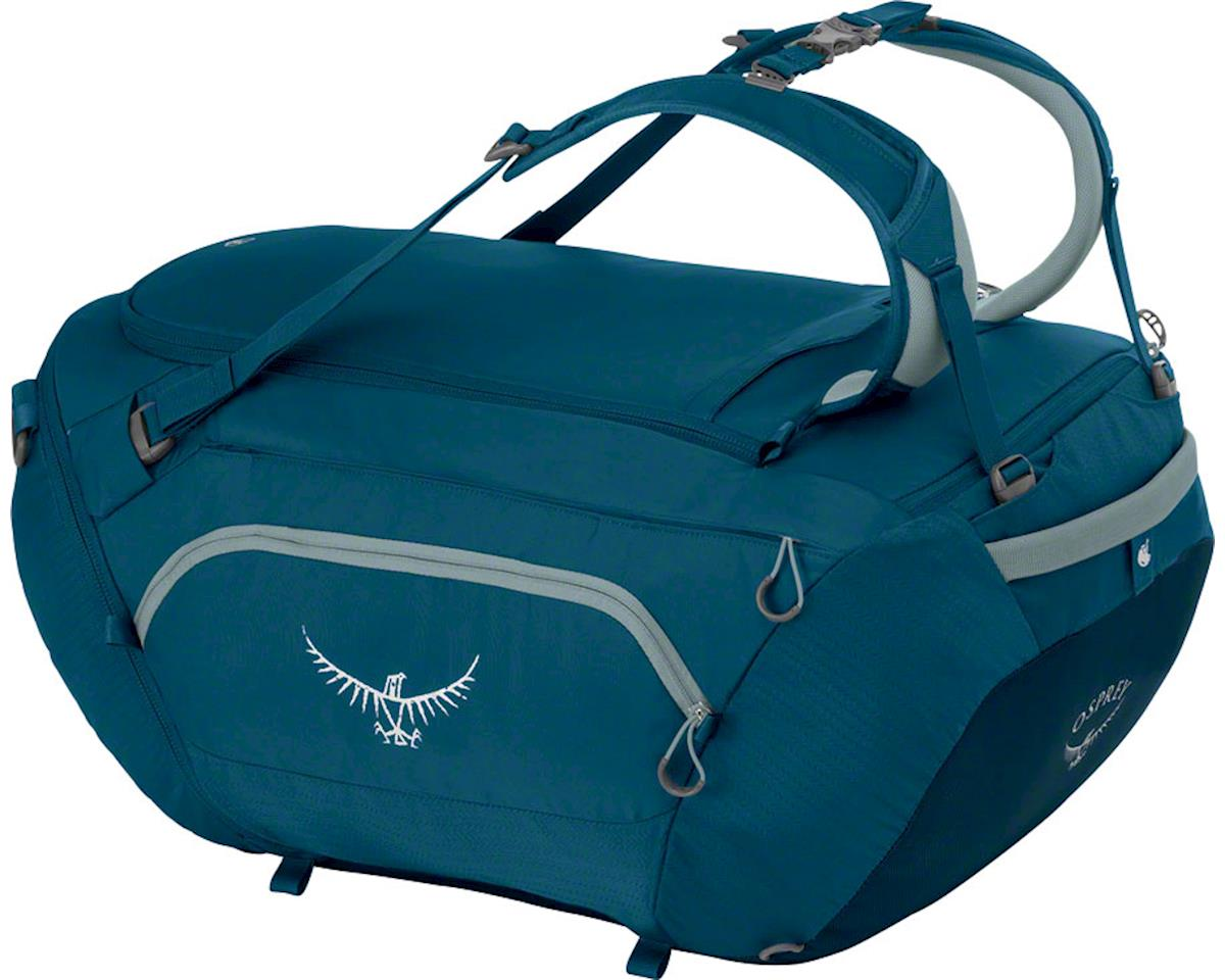 Osprey BigKit Duffel Bag: Ice Blue