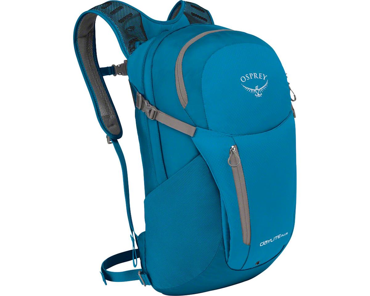 Osprey Daylite Plus Backpack: Beryl Blue, One Size