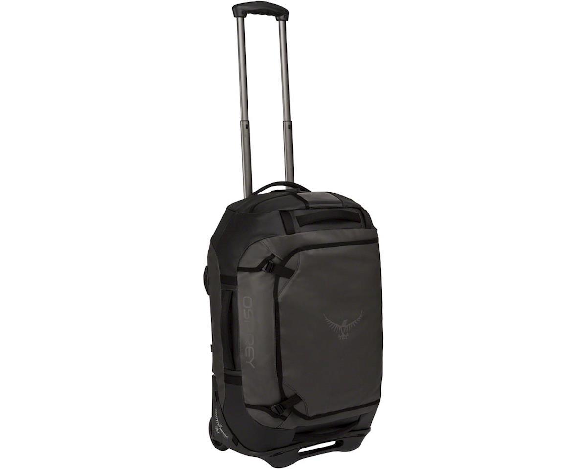 Rolling Transporter 40 Duffel Bag (Black)
