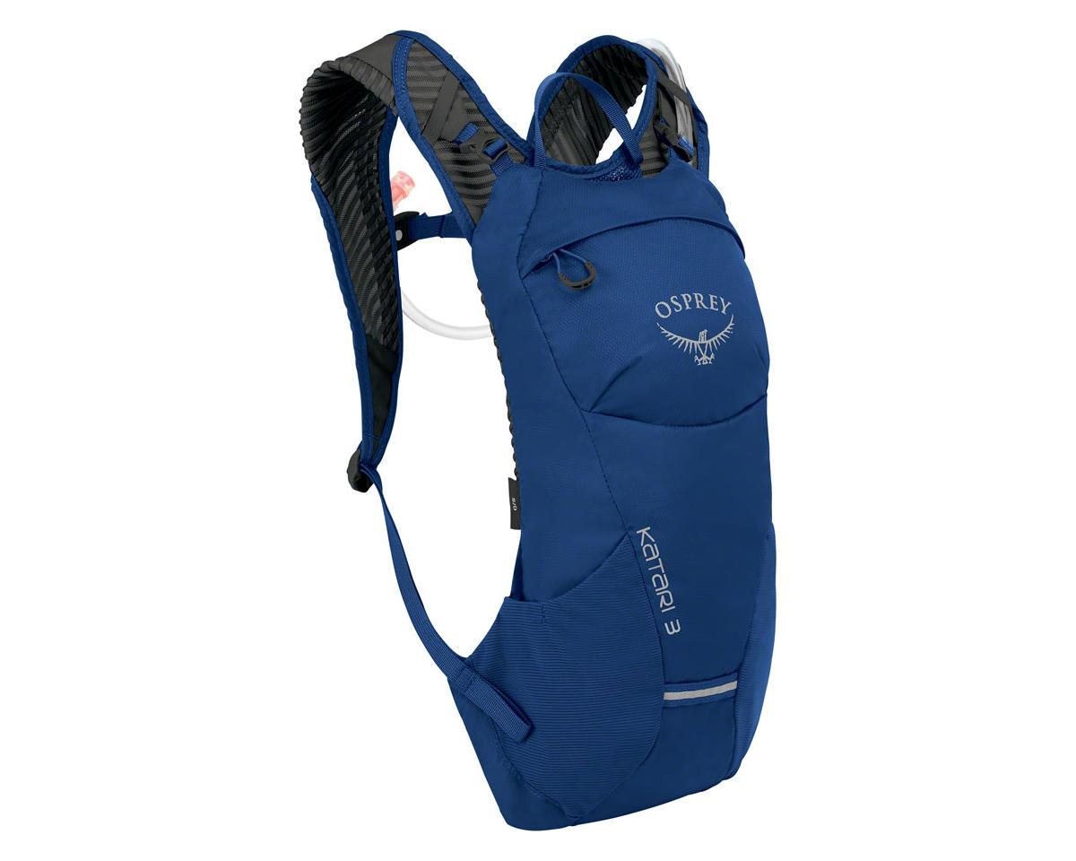 Osprey Katari 3 Hydration Pack (Cobalt Blue)