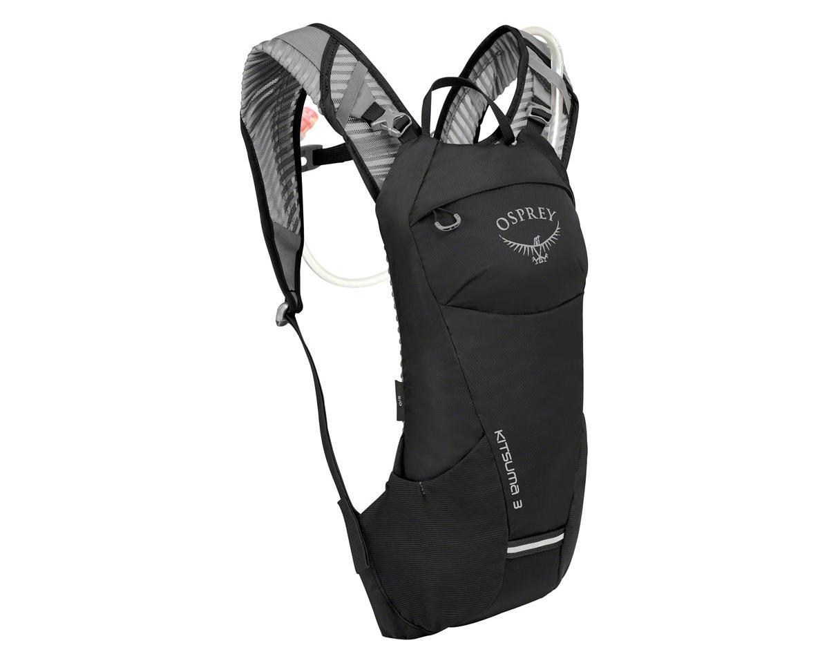 Osprey Kitsuma 3 Women's Hydration Pack (Black)