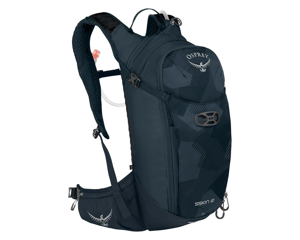 Osprey Siskin 12 Hydration Pack (Slate Blue)