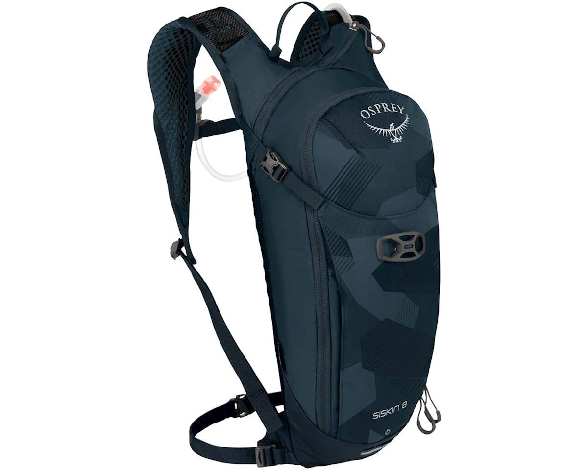 Osprey Siskin 8 Hydration Pack (Slate Blue)