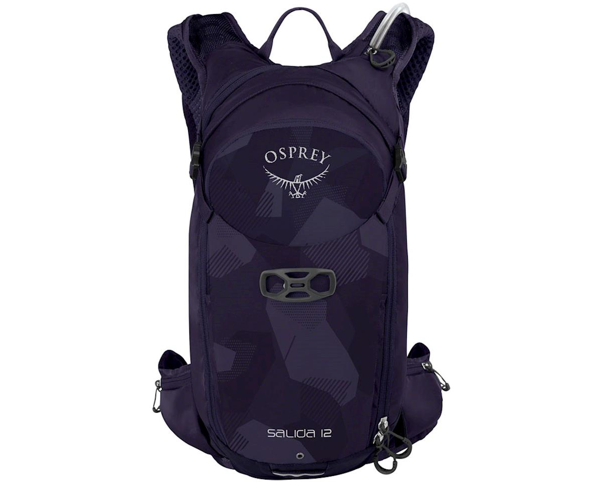 Osprey Salida 12 Women's Hydration Pack (Violet Pedals)
