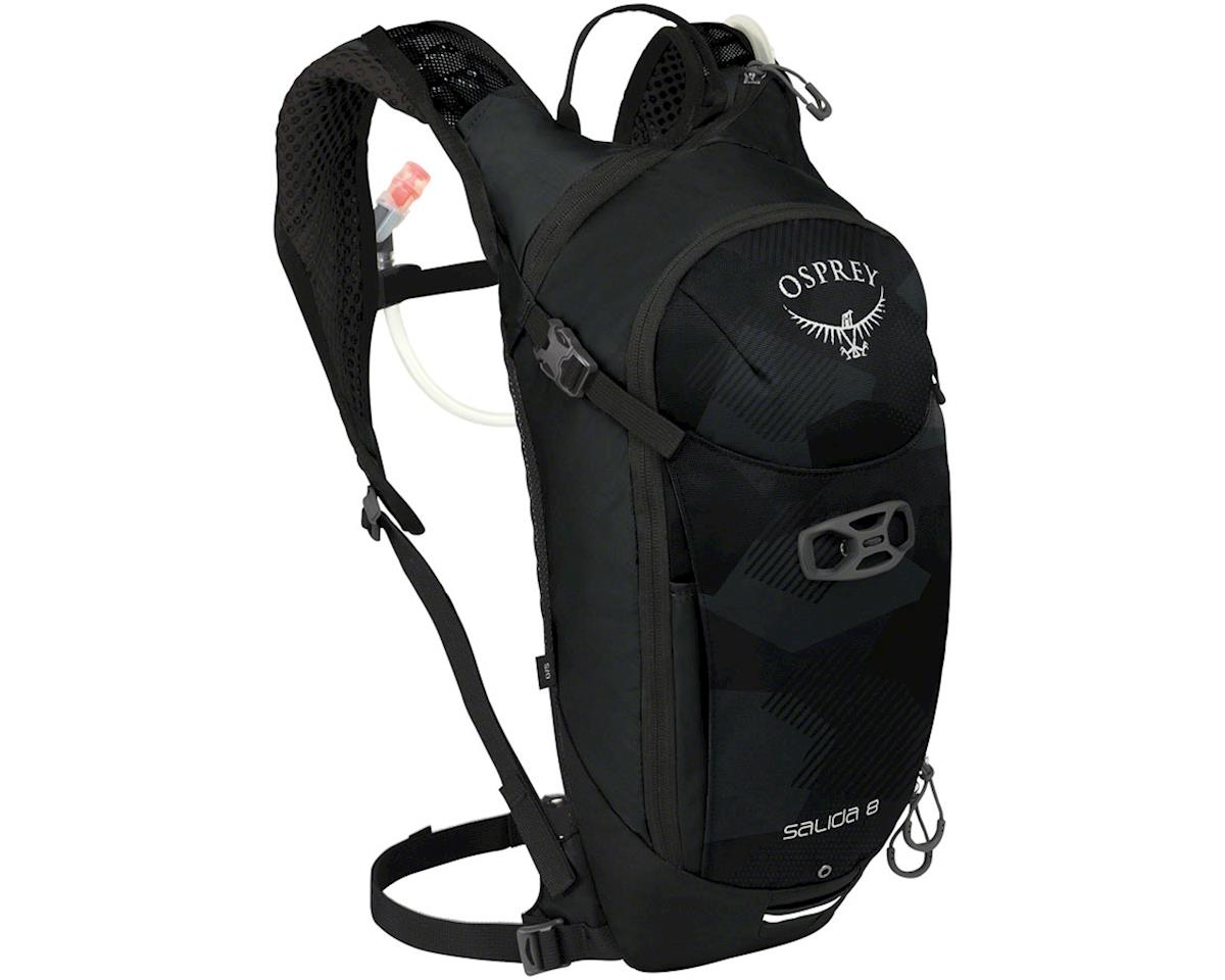Osprey Salida 8 Women's Hydration Pack (Black Cloud)