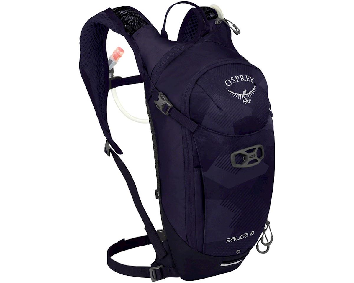 Osprey Salida 8 Women's Hydration Pack (Violet Pedals)