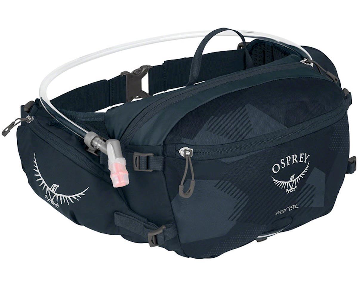 Osprey Seral Lumbar Hydration Pack w/ 1.5L Reservoir (Slate Blue)