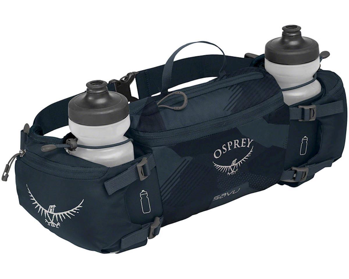 Osprey Savu Lumbar Bottle Pack (Slate Blue) (Bottles Not Included)