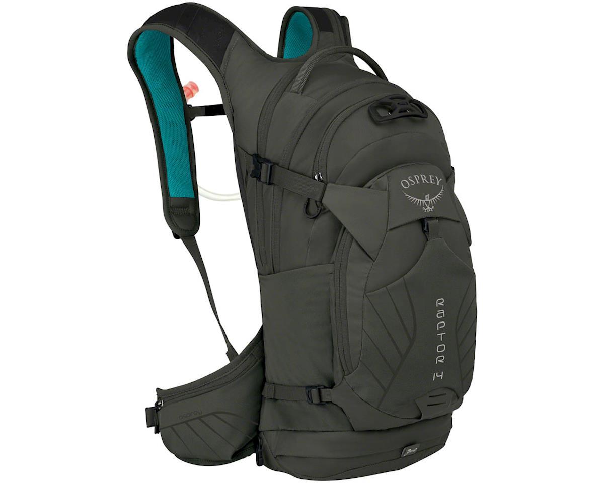 Osprey Raptor 14 Hydration Pack (Cedar Green)