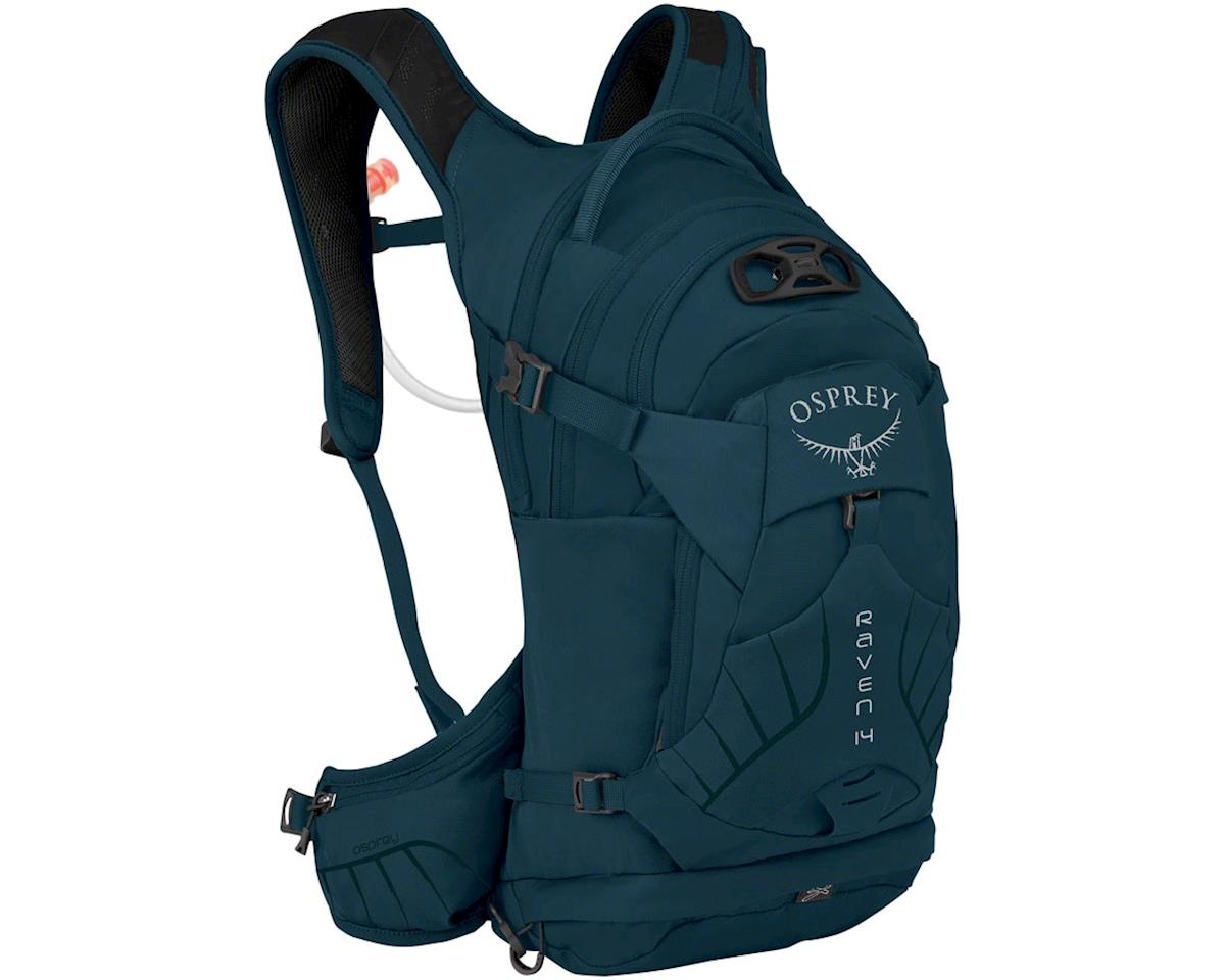 Osprey Raven 14 Women's Hydration Pack (Blue Emerald)