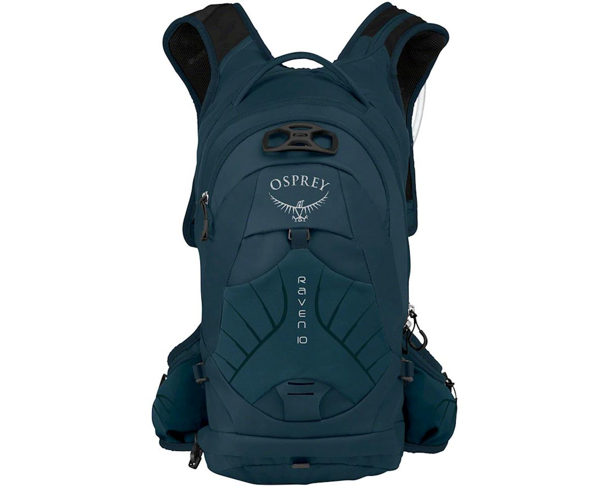 Osprey Raven 10 Women's Hydration Pack (Blue Emerald)