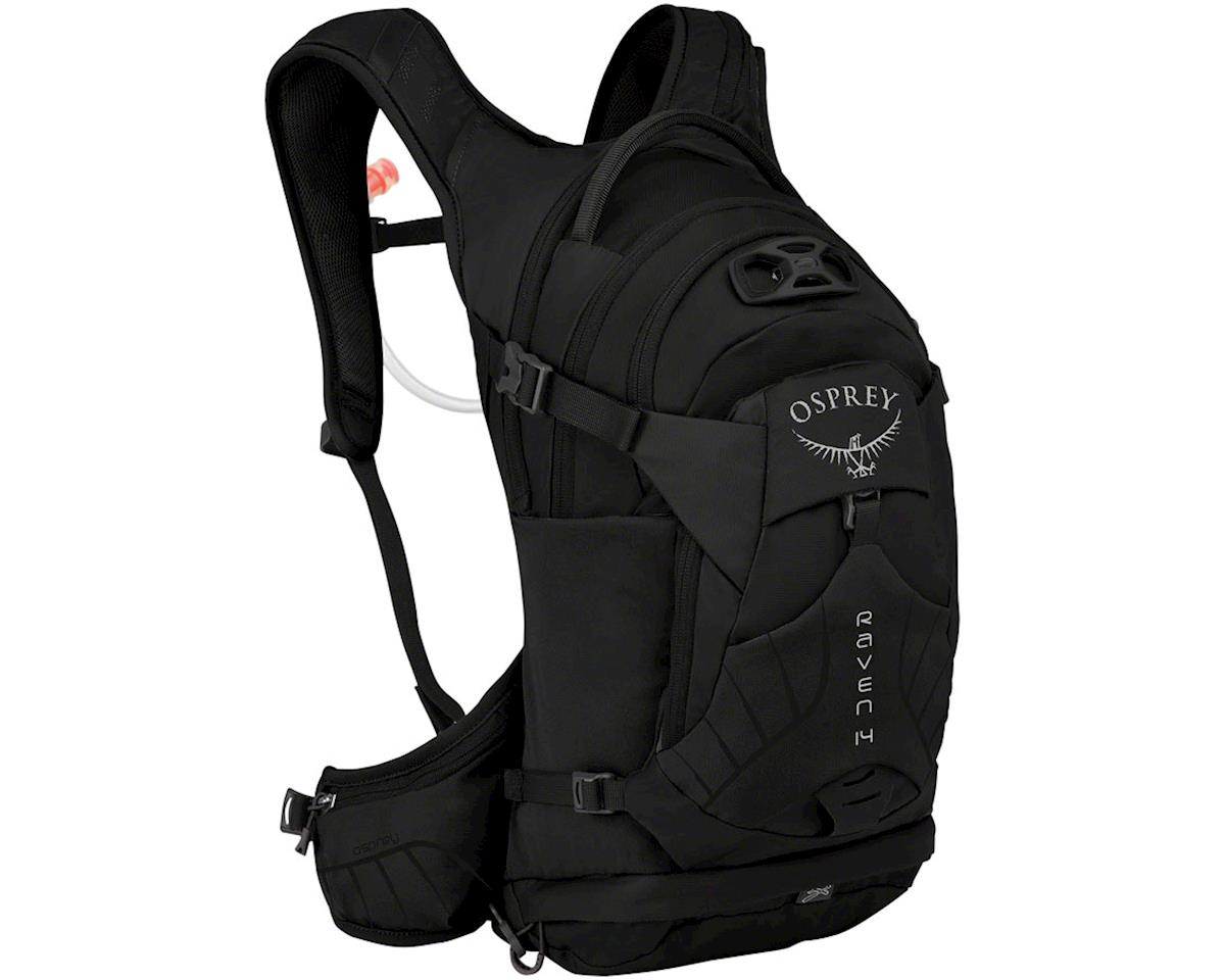 Osprey Raven 14 Women's Hydration Pack (Black)
