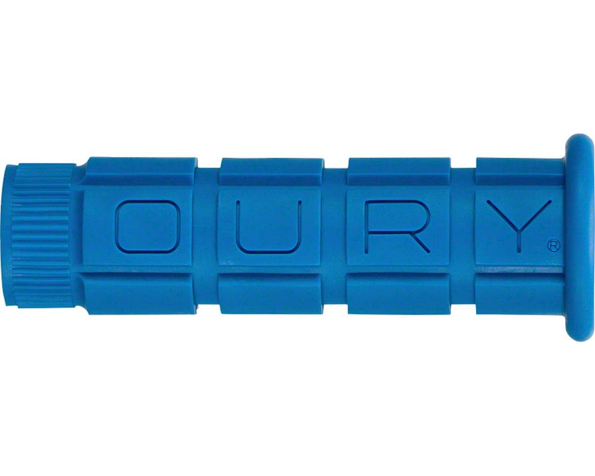 Oury Mountain Grips: Blue