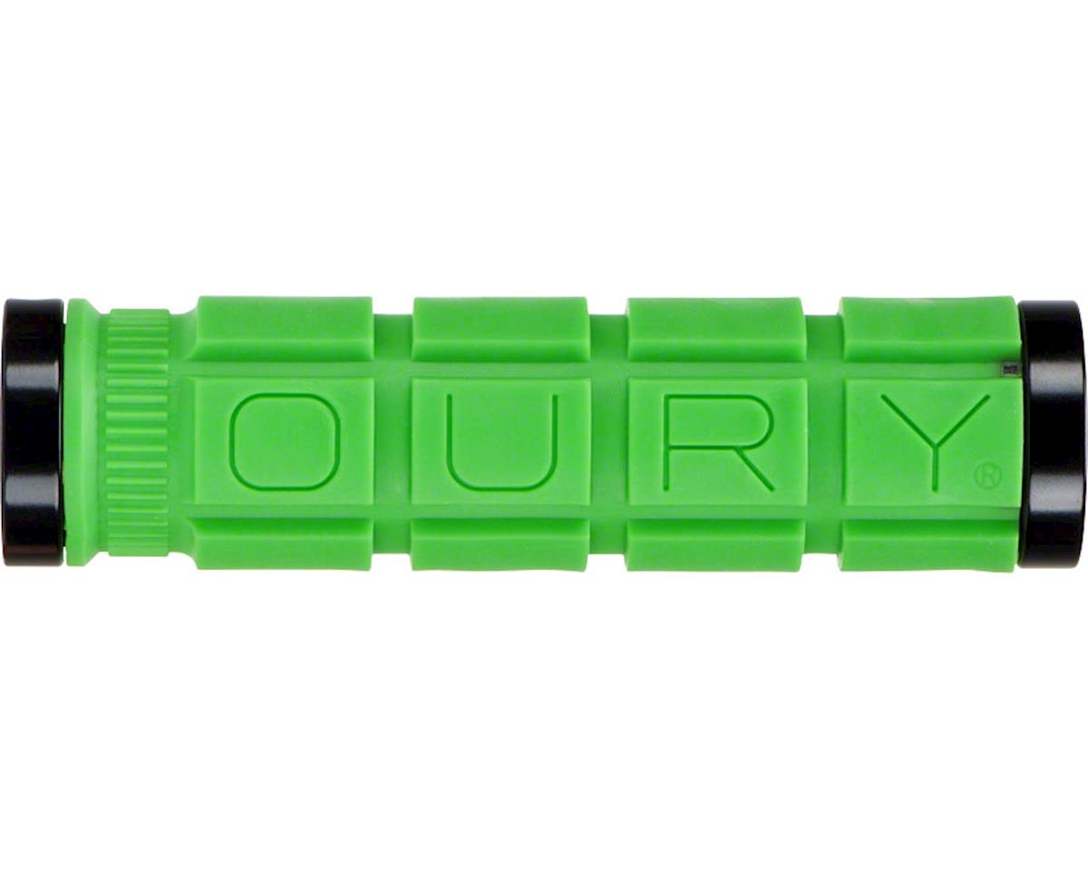 Oury Lock-on Grips Bonus Pack Green