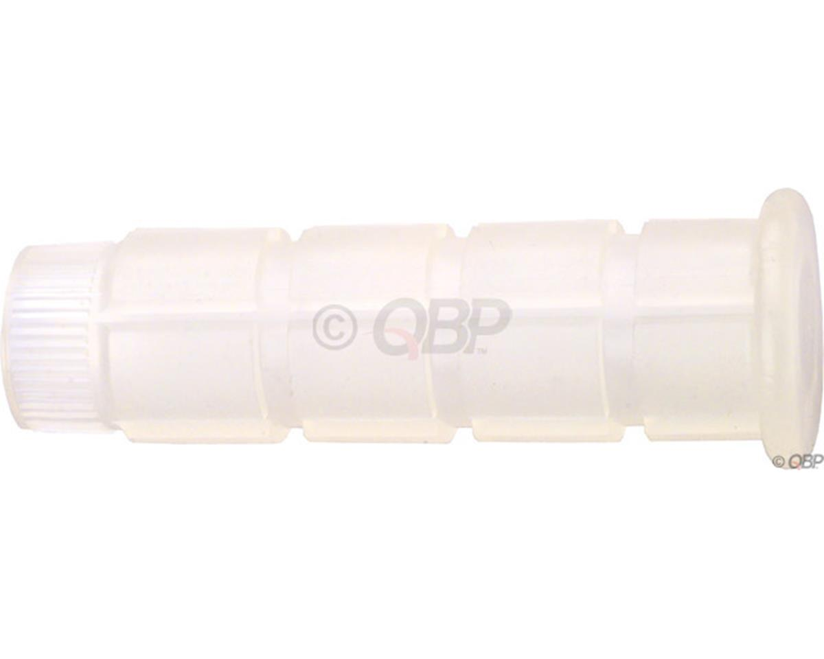 Oury Mountain Grips: Clear