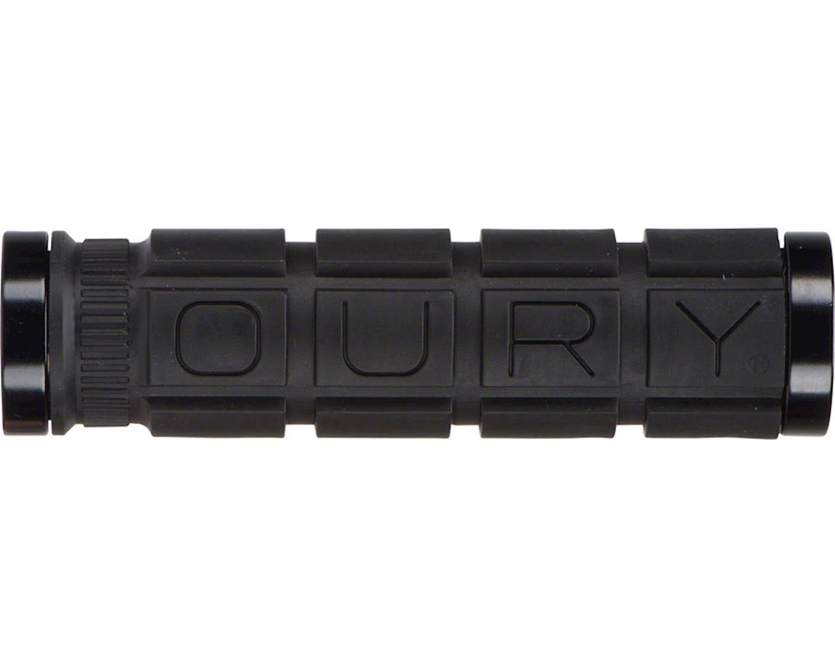 Oury Lock-On Grips (Black)