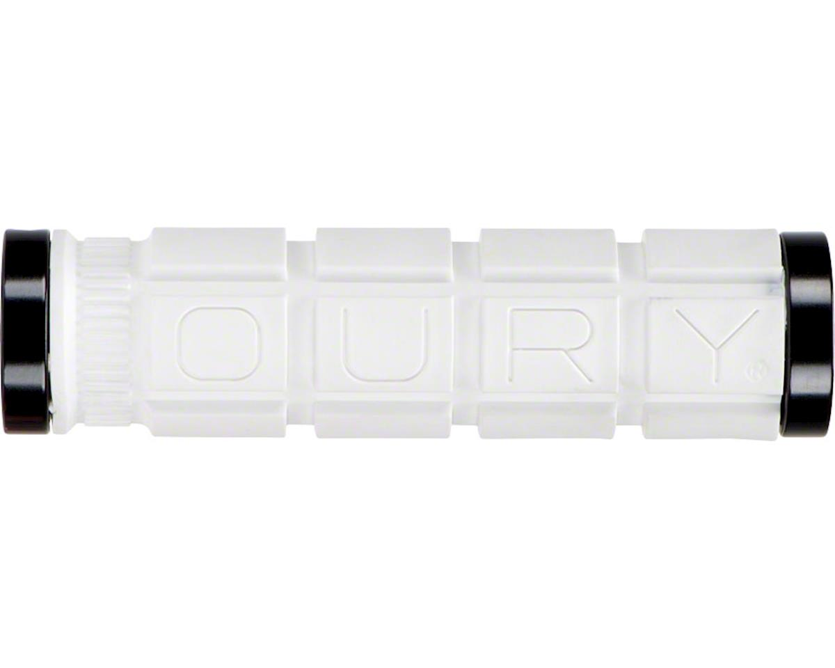 Oury Lock-on Grips Bonus Pack White