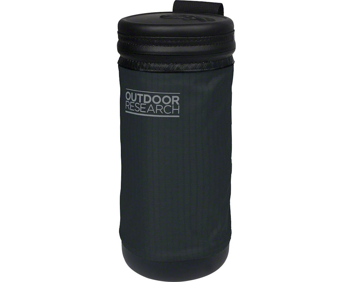 Outdoor Research Water Bottle Parka (Black) (Insulated Bottle Carrier)