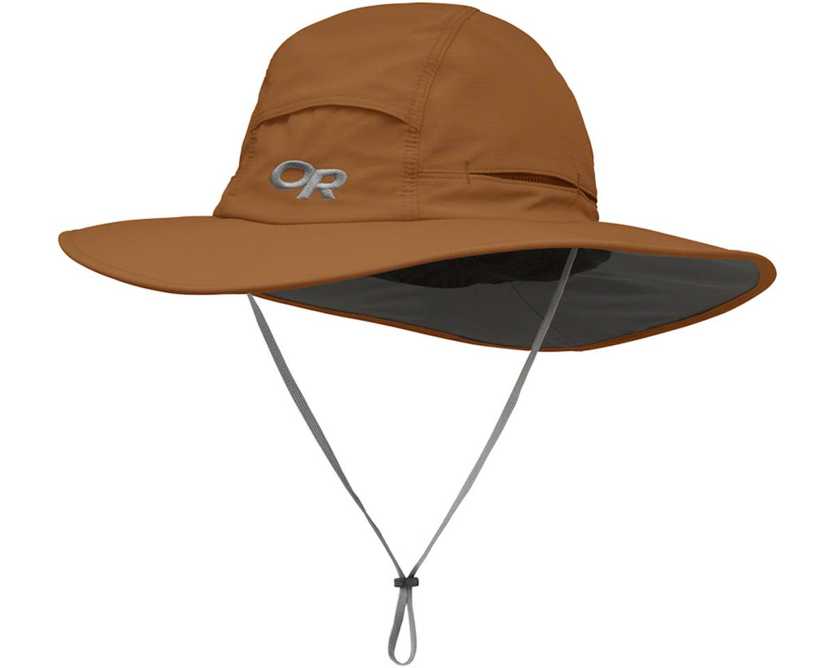 Outdoor Research Sombriolet Sun Hat: Saddle, XL
