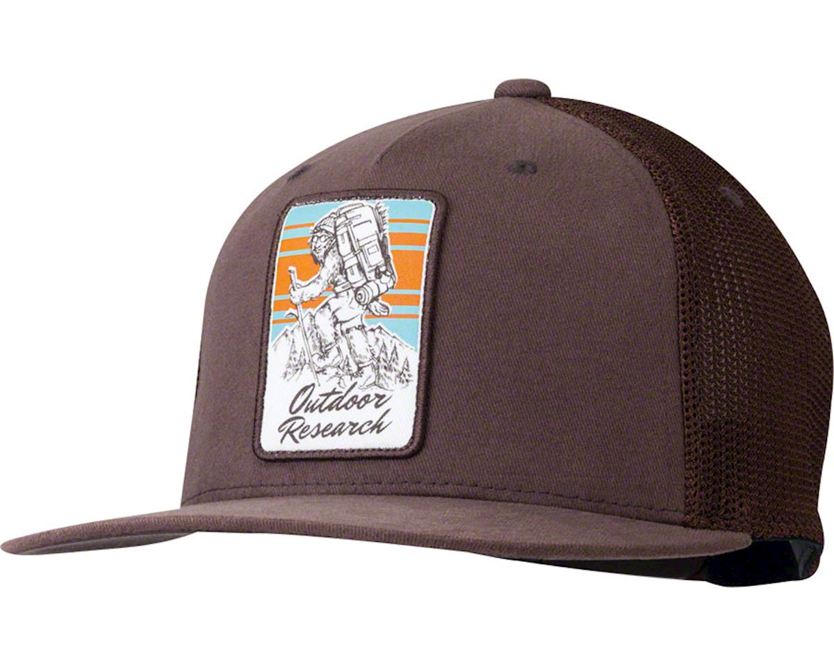 Outdoor Research Squatchin' Trucker Cap, Earth