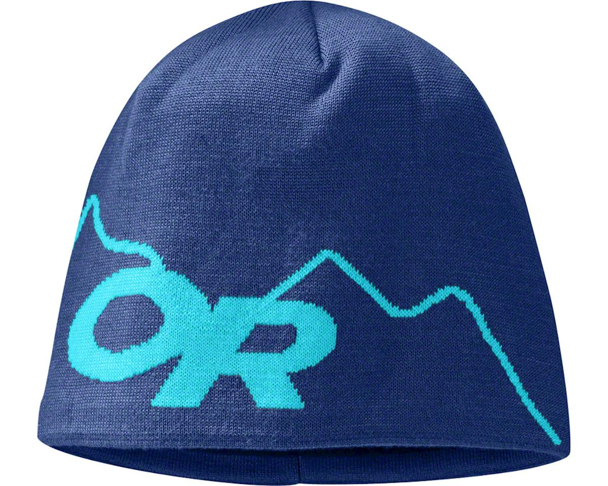 Outdoor Research Storm Beanie: Baltic/Typhoon
