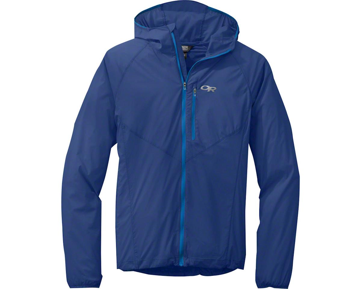 Outdoor Research Tantrum Men's Hooded Jacket (Baltic Blue)