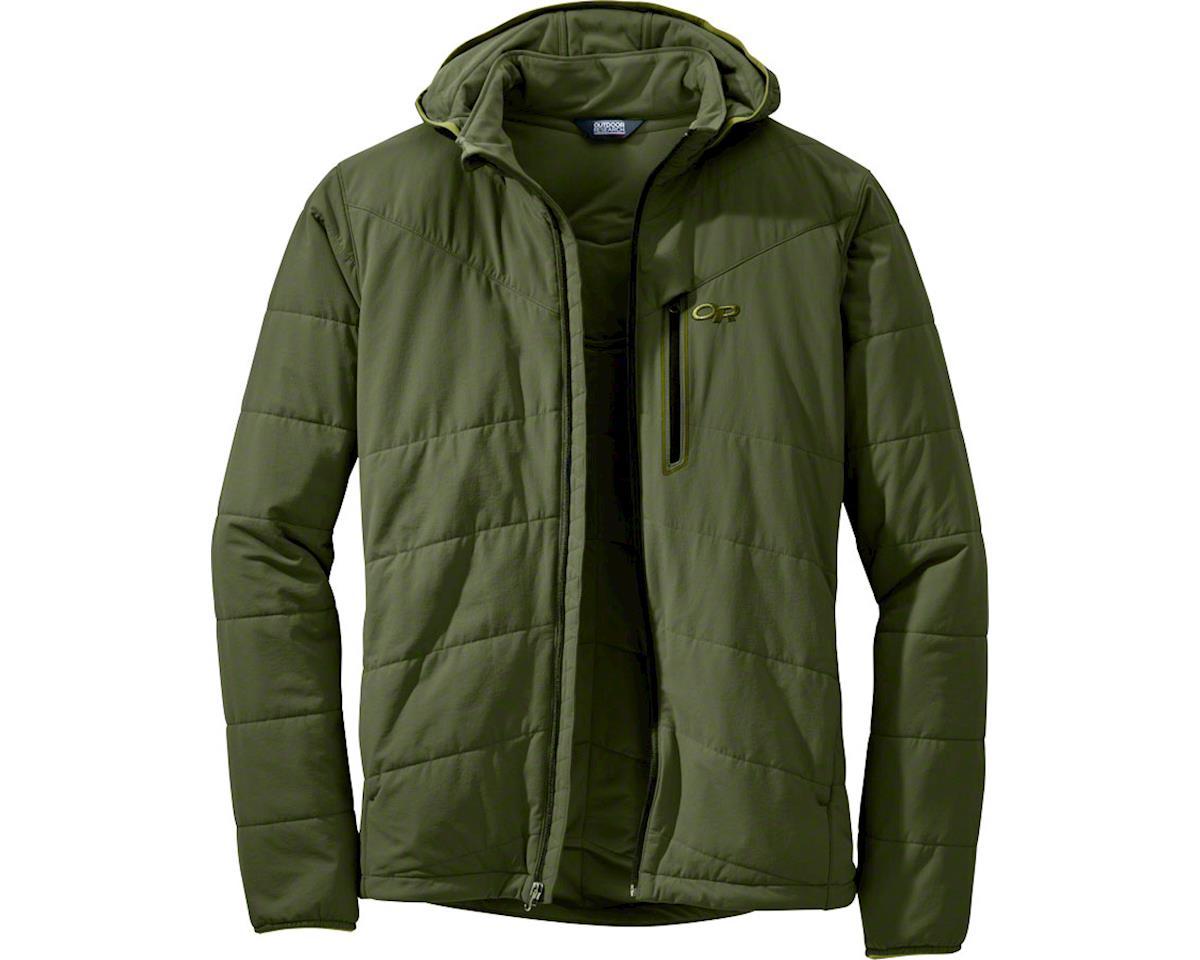 Outdoor Research Winter Ferrosi Men's Jacket (Kale Green)