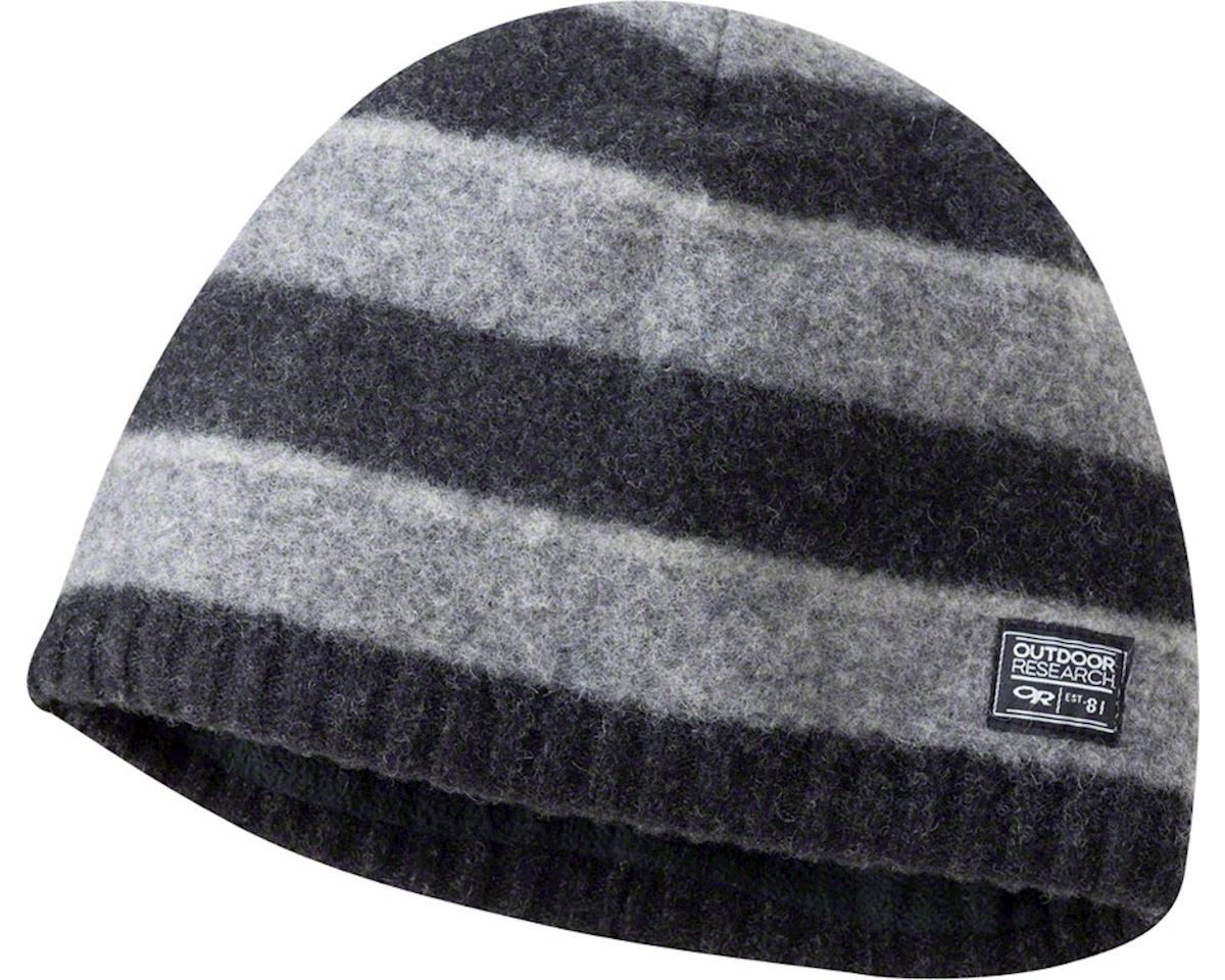 Outdoor Research Route Beanie: Black