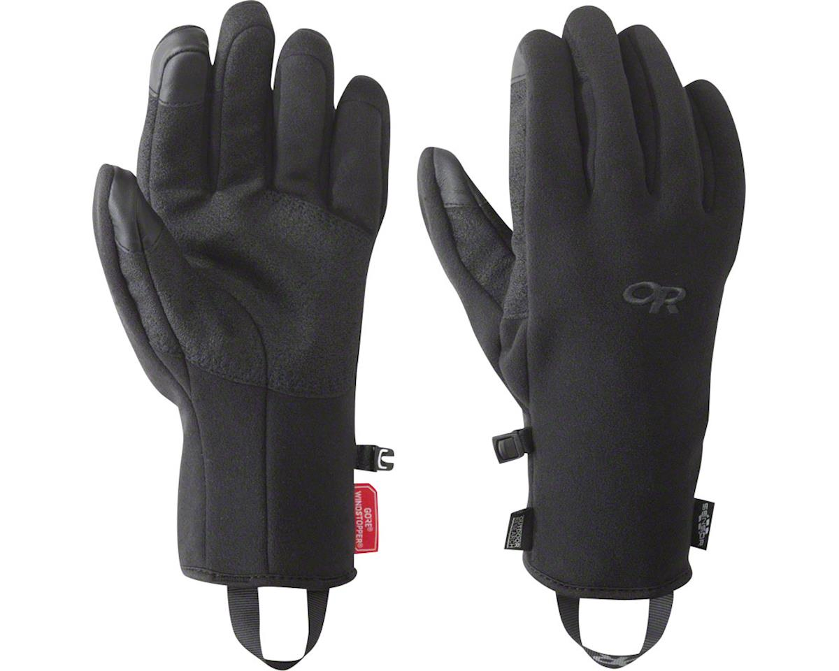 Outdoor Research Gripper Sensor Men's Gloves (Black) (S)