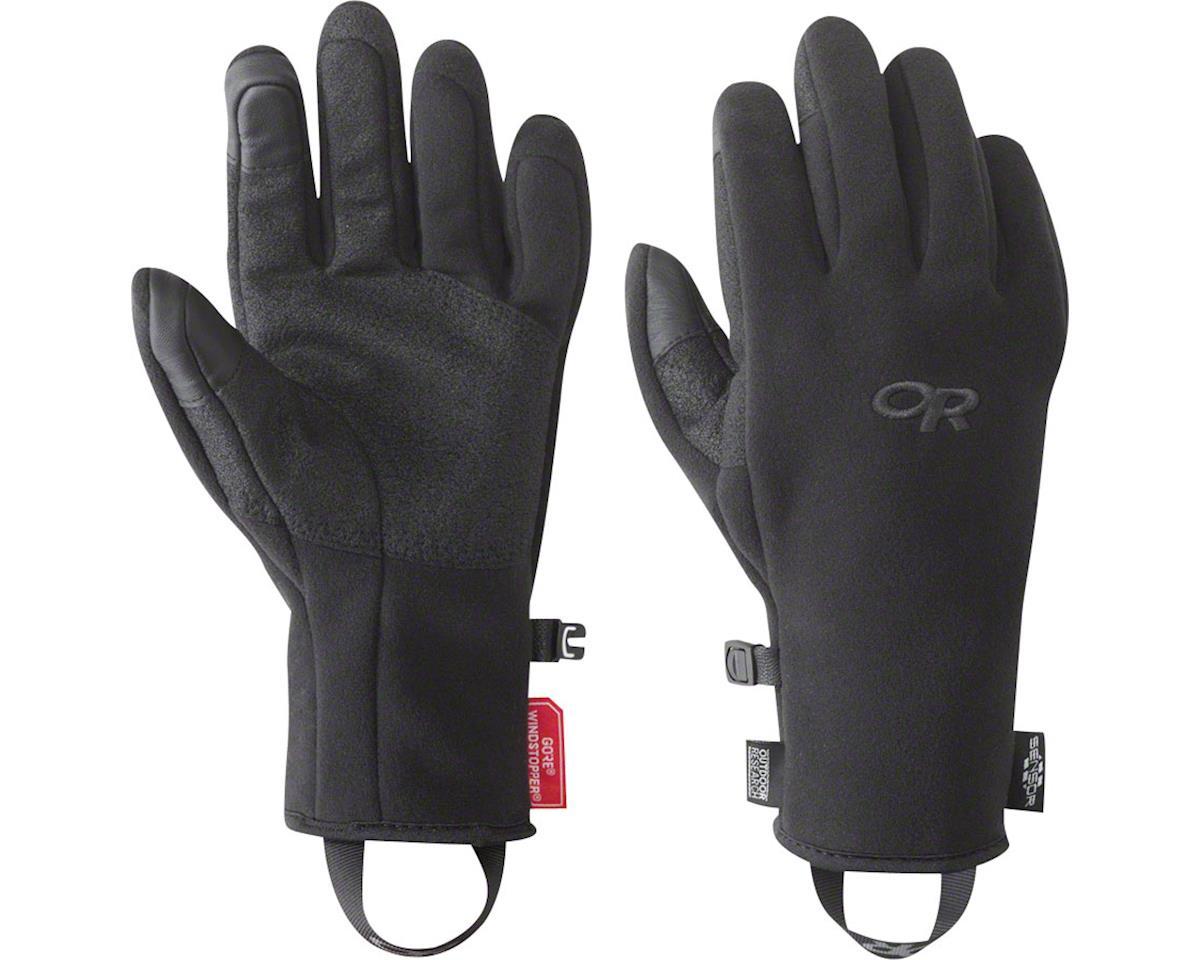 Outdoor Research Gripper Sensor Women's Gloves (Black) (S)
