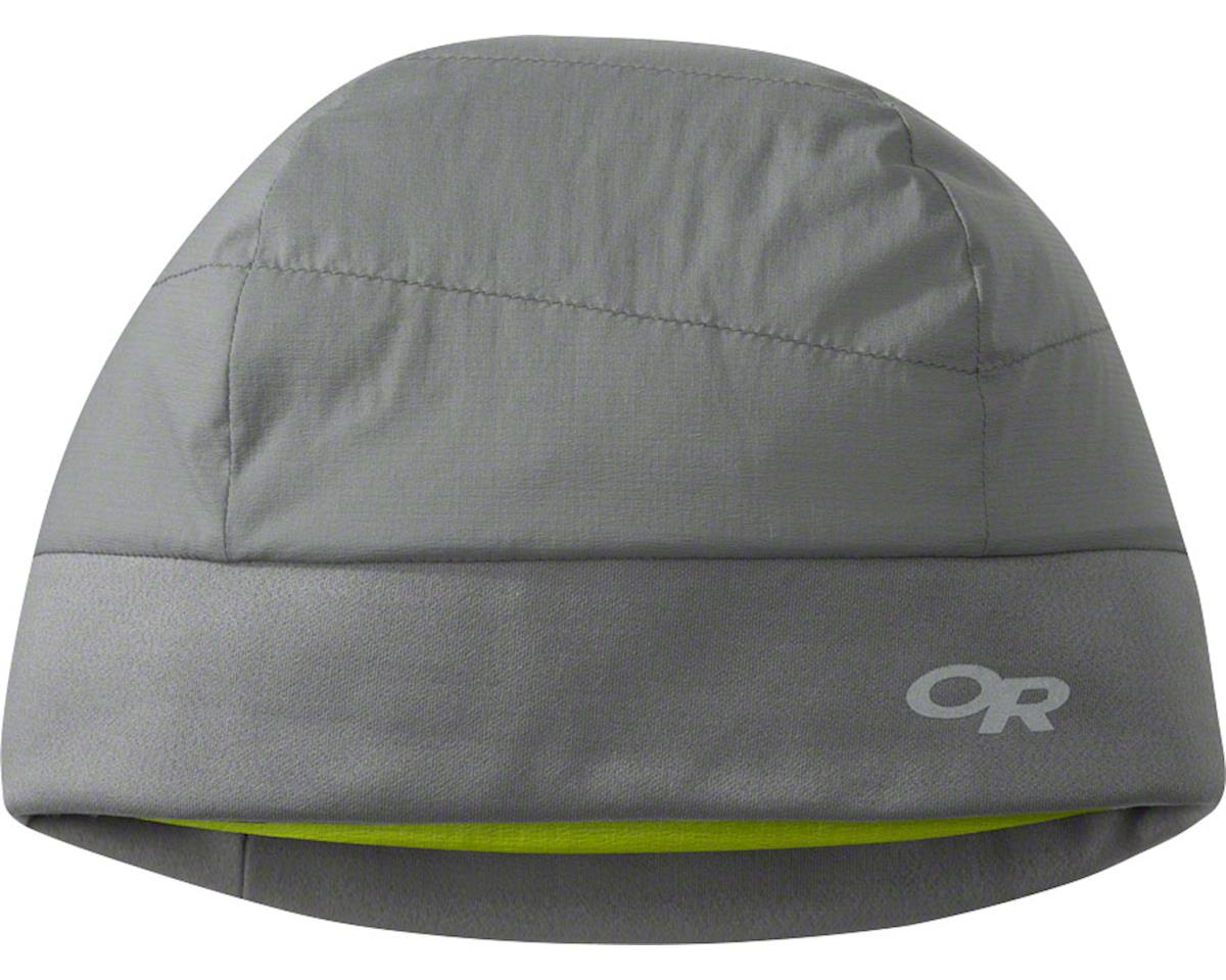Outdoor Research Ascendant Beanie (Pewter Gray/Lemongrass)