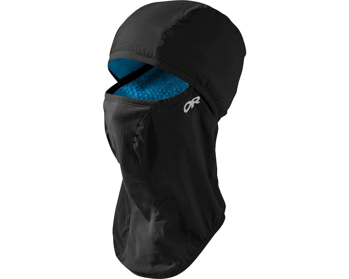 Outdoor Research Ascendant Balaclava (Black/Tahoe) (S/M)