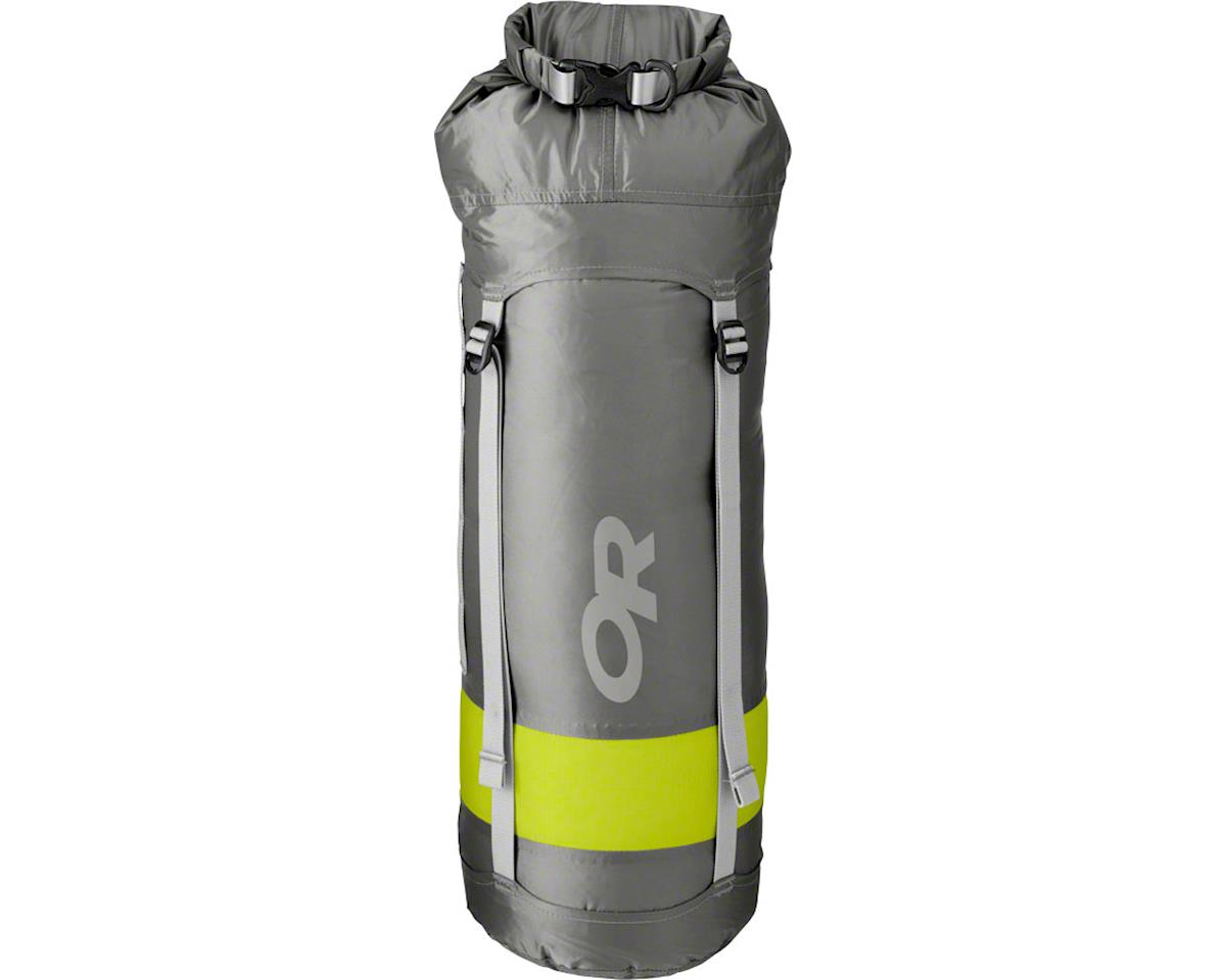 Airpurge Dry Compression Stuff Sack (Pewter Gray)