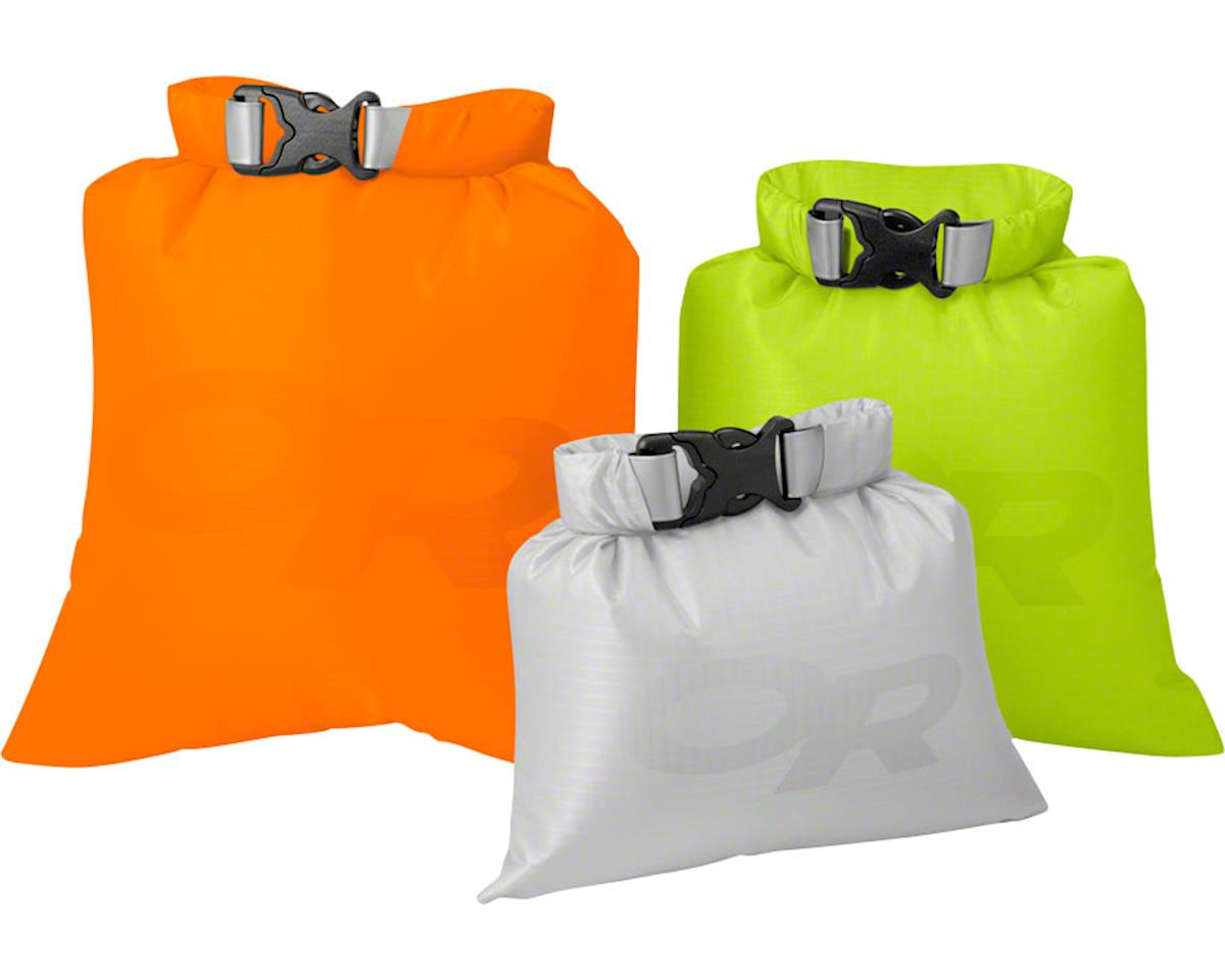 Outdoor Research UltraLite Dry Sack (Lemongrass Green)